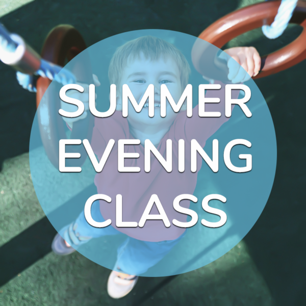 Wee Dance Music and Gym summer evening class